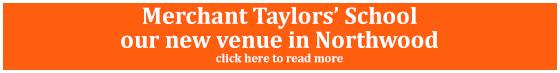 Merchan Taylors' School - New Venue